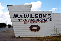 texas sized donuts, pecos, texas